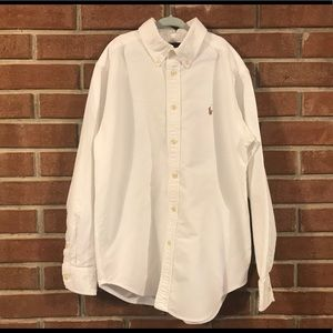 Boys Polo Ralph Lauren Button Down Shirt